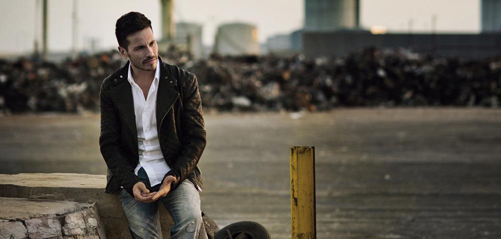 David DeMaria estrena su nuevo disco 'Otras Vidas' el martes 3 de septiembre