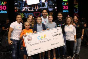 Uniendo Cabezas por los Niños de CAP recauda sobre un millón de dólares
