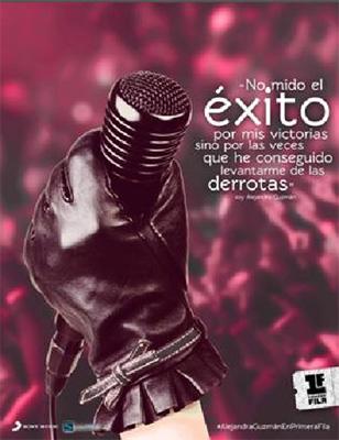 """Sony Music Se Honra En Presentar A Alejandra Guzmán Cantando Sus Éxitos Y Temas Inéditos """"En Primera Fila"""""""