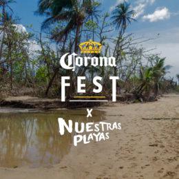 Corona Fest a beneficio de las playas afectadas  por el huracán María