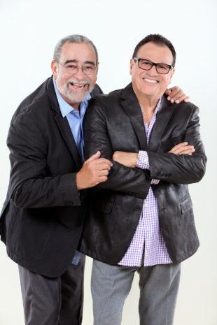 """Ismael Miranda y Andy Montañez presentan el concierto """"Románticos de nuevo"""""""