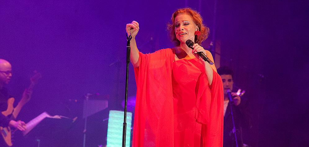 La gira 'Hasta Siempre' de Paloma San Basilio llega a Burgos el próximo 28 de septiembre