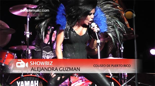 Alejandra Guzman – Cobertura Especial