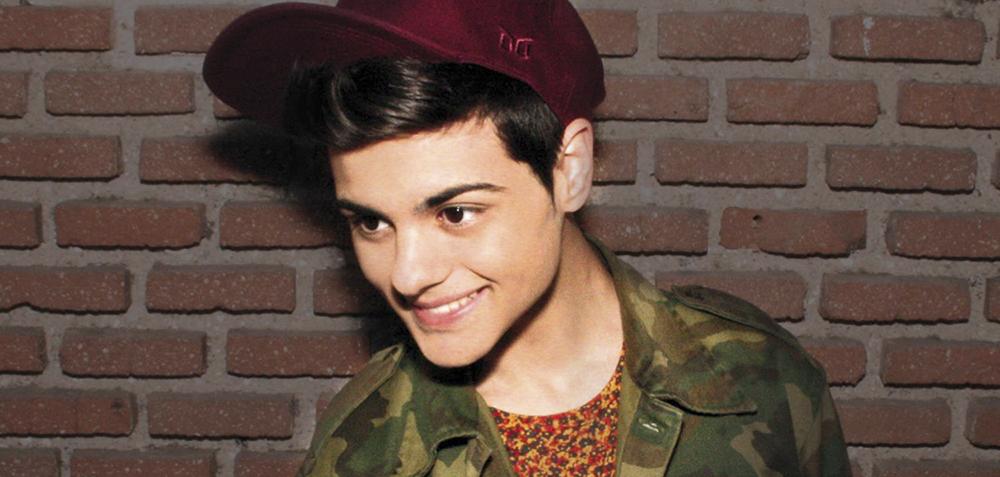 Abraham Mateo actuará en el concierto 'Coca-Cola Music Experience'