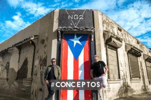 """""""Conceptos"""" la nueva producción discográfica de NG2"""