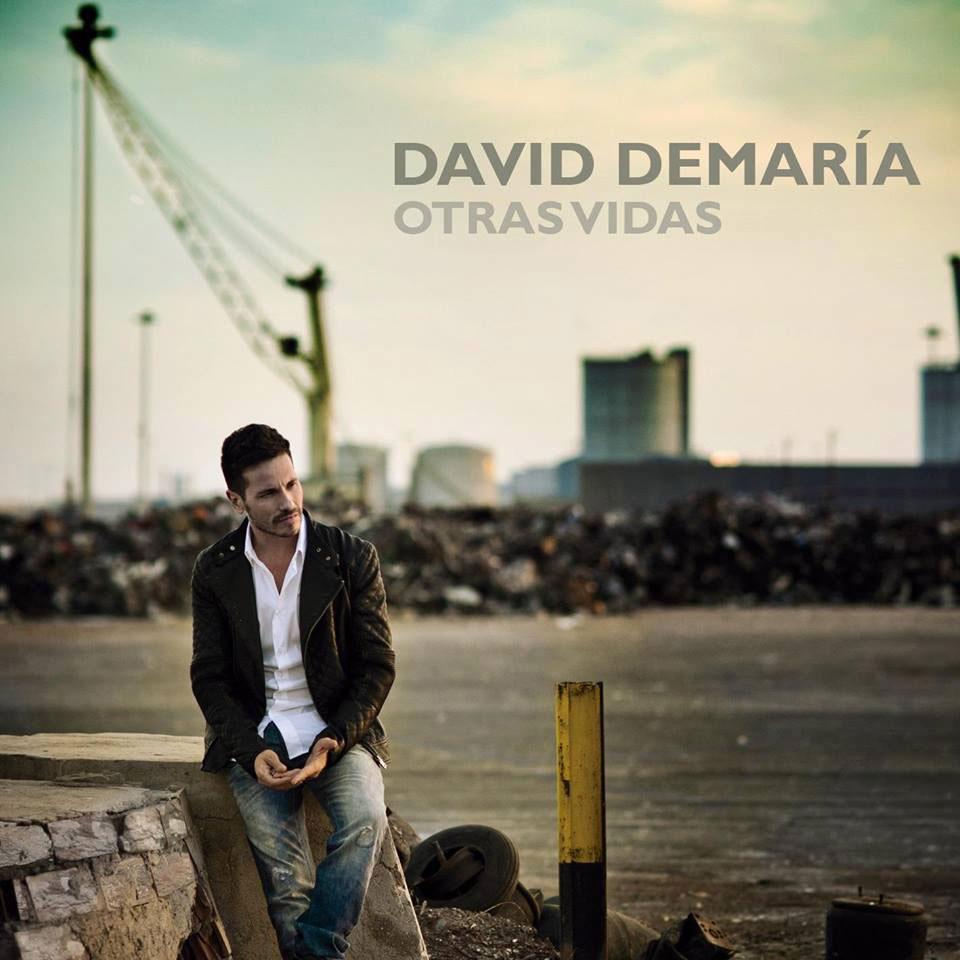 DAVID DEMARIA LANZA HOY AL MERCADO SU NUEVO DISCO 'OTRAS VIDAS'