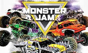 """Monster Jam """"Triple Threat Series"""""""