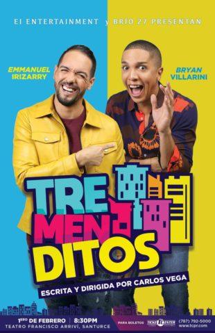 """Dos TREMENDITOS"""