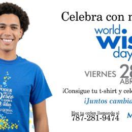 "¡Regresa el ""World Wish Day""!"