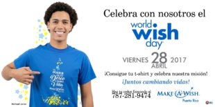 "¡Regresa el ""World Wish Day""!"