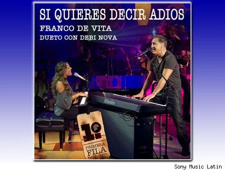 Franco De Vita, Dueto Con Debi Nova – Si Quieres Decir Adiós