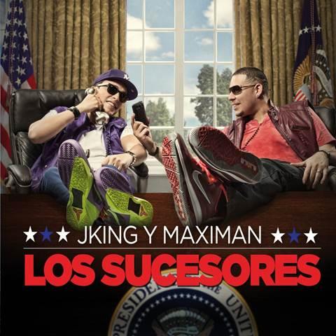 """JKING & MAXIMAN   LISTOS PARA COMPARTIR CON PUERTO RICO SU NUEVO ALBUM """"LOS SUCESORES"""""""