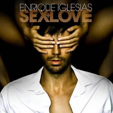"""Enrique Iglesias revela el titulo y la portada de su décimo álbum """"SEX+LOVE"""""""