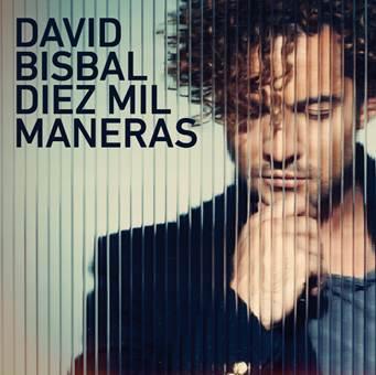 David Bisbal presenta su nuevo sencillo Diez Mil Maneras