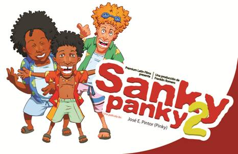 """""""Sanky Panky 2"""" marca precedente con primer videojuego para teléfonos inteligentes"""