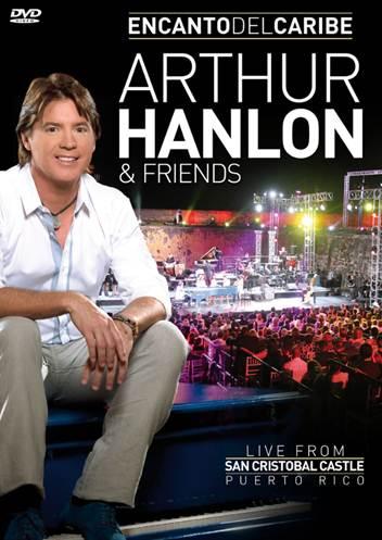 ARTHUR HANLON ENCANTO DEL CARIBE, EL ALBUM INSTRUMENTAL MAS MEMORABLE DEL AÑO, AHORA EN VIVO