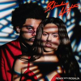"THE WEEKND AND ROSALÍA ""BLINDING LIGHTS"""
