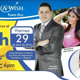 "Make-A-Wish® Puerto Rico celebra el   ""World Wish Day 2016"""