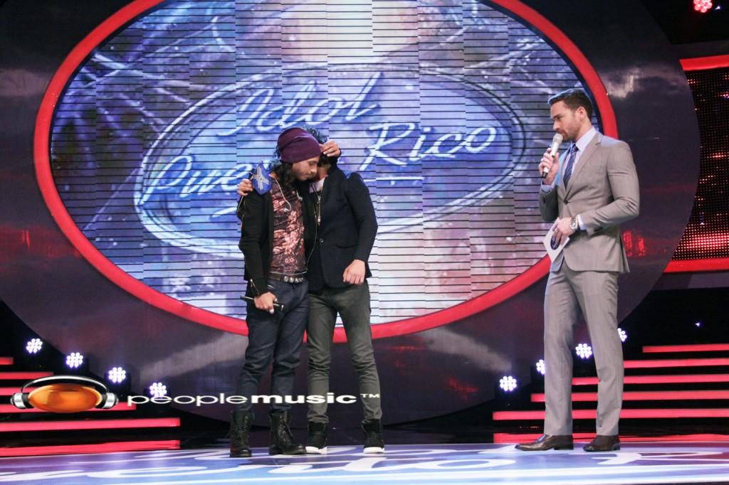 Sabor tropical en el cuarto concierto de Idol Puerto Rico