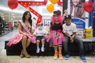 Make-A-Wish® Puerto Rico y Macy's hacen realidad el deseo de Victoria Zoé y Jan Carlos