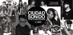 """La música y el arte se casan en """"Ciudad Sonido"""""""