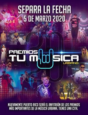 Conoce A Los Nomiandos a La Segunda Edición  De Los Premios Tu Música Urbano