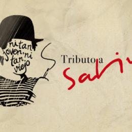 ¡38 artistas rinden homenaje a Sabina!