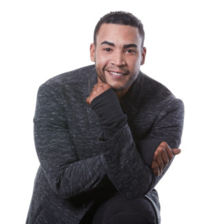 DON OMAR LISTO PARA EL MADISON
