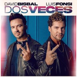 """DAVID BISBAL Y LUIS FONSI NOS PRESENTAN """"DOS VECES"""""""