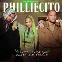 """NATTI NATASHA sorprende con su nuevo sencillo """"PHILLIECITO"""""""