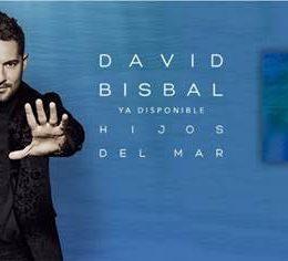 """David Bisbal presenta su nuevo álbum """"Hijos Del Mar"""""""