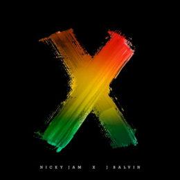 """NICKY JAM se posiciona #1 en las carteleras globales con su mega éxito """"X"""" junto a J Balvin"""