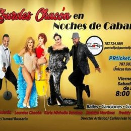 NOCHES DE CABARET CON LOURDES CHACÓN