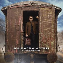 """RICARDO MONTANER  estrena su canción y video inédito """"¿QUÉ VAS A HACER?"""""""