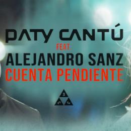 """PATY CANTÚ PRESENTA SU NUEVO SENCILLO """"CUENTA PENDIENTE"""""""