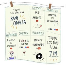 KANY GARCÍA presenta #TodosLosDiasConKanyGarcia
