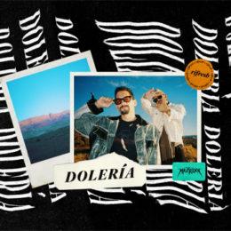 """MAU Y RICKY estrenan el 2021 con el video de su nuevo sencillo """"DOLERÍA"""""""