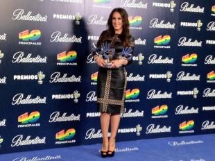 Malú gran triunfadora de los Premios 40 Principales 2014 con tres galardones