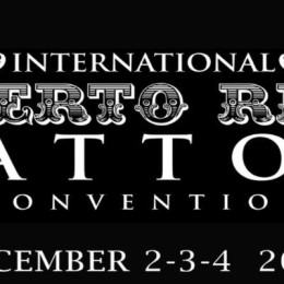 International Tattoo Convention llega a Puerto Rico