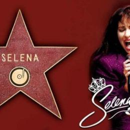 """SELENA RECIBE ESTRELLA EN EL """"WALK OF FAME"""""""
