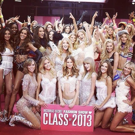 The Victoria's Secret Fashion Show 2013 en vivo el 10 de diciembre por CBS