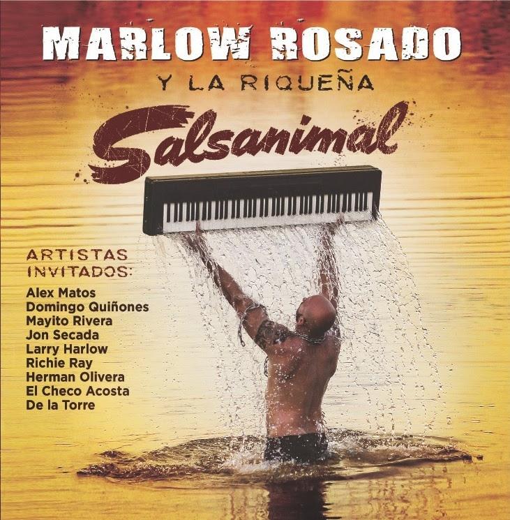 """MARLOW ROSADO lanza hoy al mercado """"SALSANIMAL"""""""