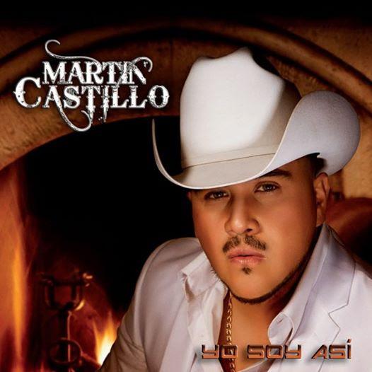 Martin Castillo: Yo Soy Asi nuevo album