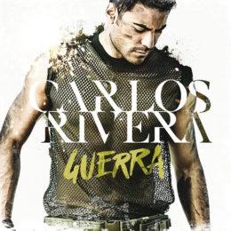 CARLOS RIVERA se declara con GUERRA