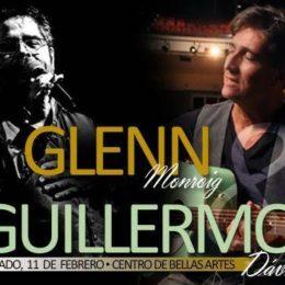 GLENN MONROIG Y GUILLERMO DÁVILA JUNTOS
