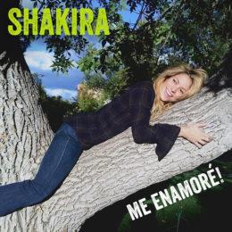 """SHAKIRA estrena su nuevo sencillo """"ME ENAMORÉ"""""""