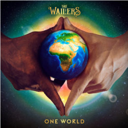 THE WAILERS lanzan su nuevo álbum ONE WORLD