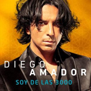 """DIEGO AMADOR, LANZA SU NUEVA PRODUCCION DISCOGRAFICA """"SOY DE LAS 3.000"""""""