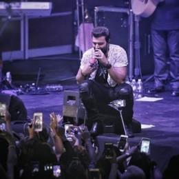 Jencarlos Canela presentó con éxito total su show Jen & the Fam Tour en el Palacio De Los Deportes de Mayagüez, Puerto Rico