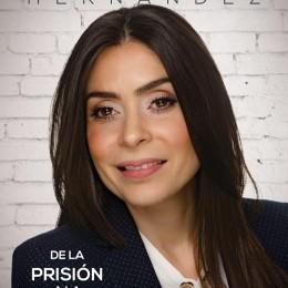 """Laura Hernández presenta su libro """"De la Prisión a la Libertad"""""""
